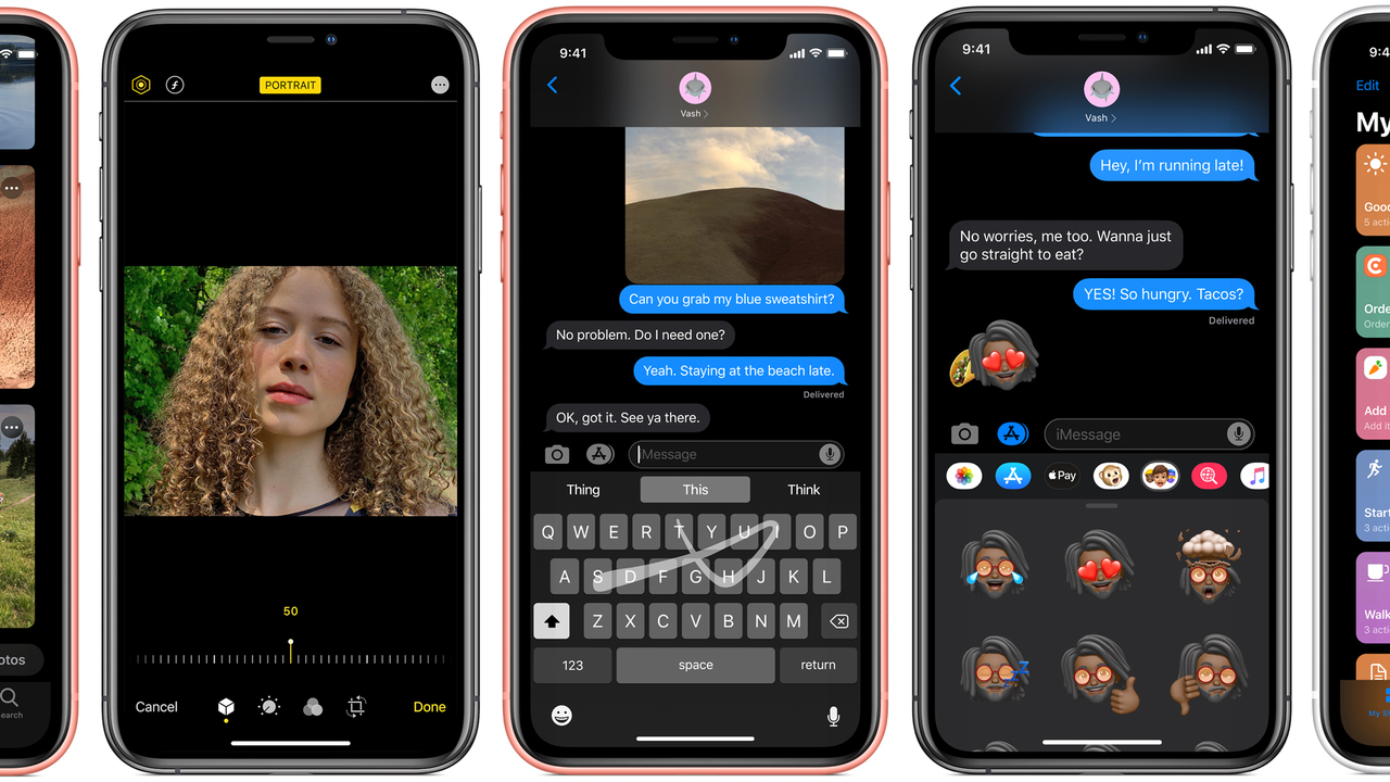 iOS13の新機能まとめ #WWDC19