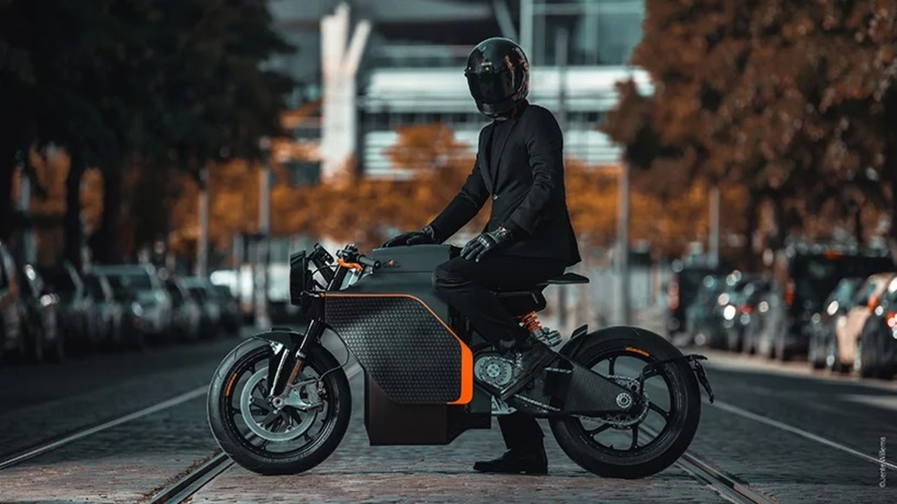 Googleが開発協力したAI搭載電気バイクはファッションと融合するプロジェクト
