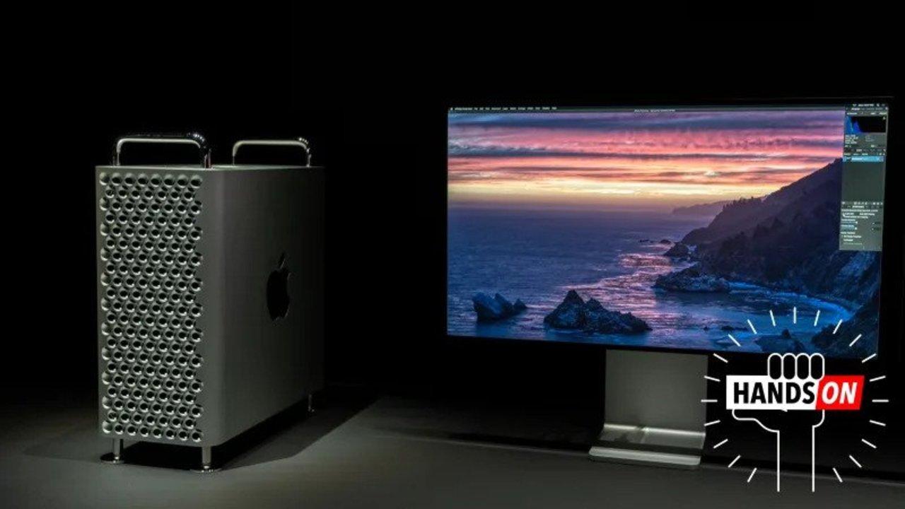 Mac Pro ハンズオン:Apple税を支払って買う価値、あるのかも