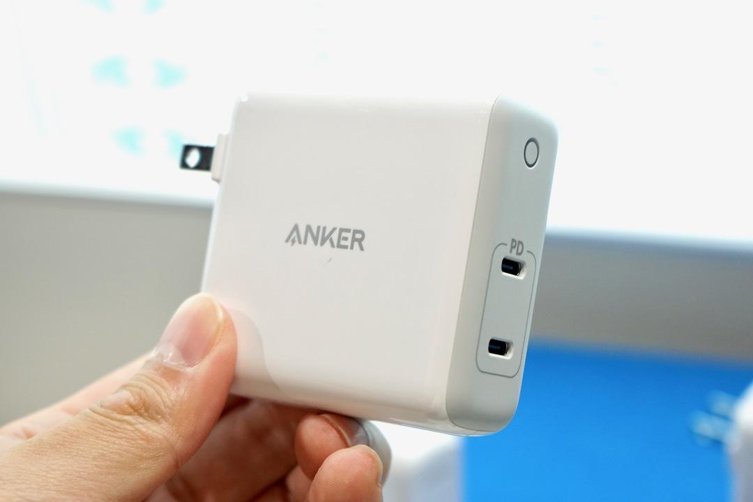 Anker、新作出し過ぎじゃない? 60Wのアダプターを3つ発表