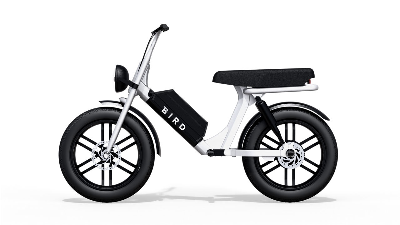 Birdの電動バイクがカッコよすぎ。値段も可愛かったら速攻で買いたいレベル