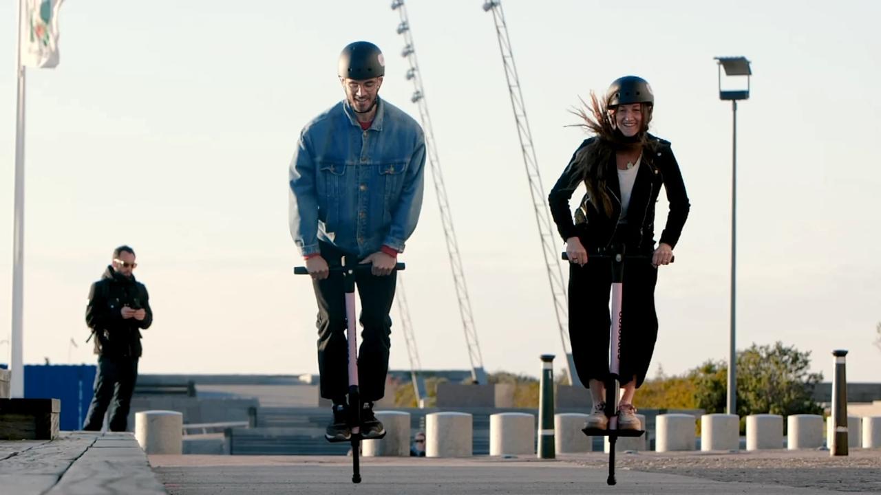 電動スクーターシェアリングの次は、これ?