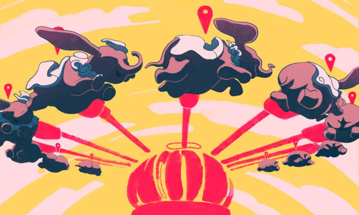 ディズニーワールドで配られる「マジックバンド」に隠された、ちょっと不気味なテクノロジー