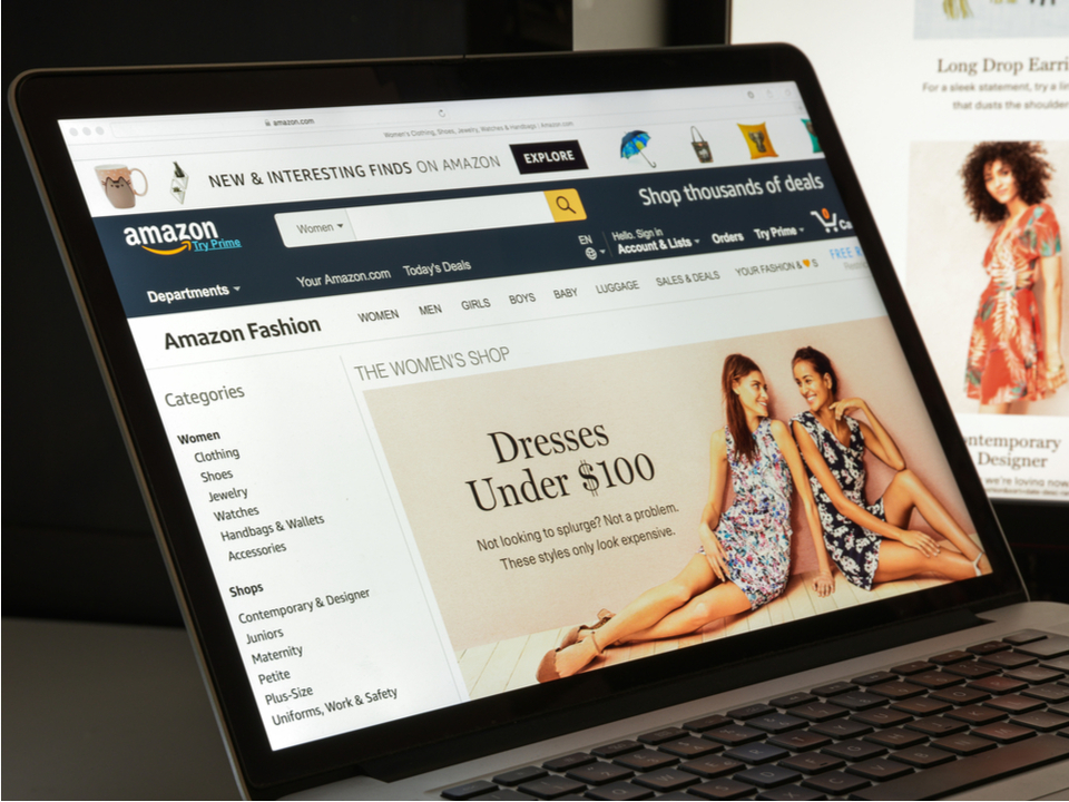 使うかな…? AmazonがAIで洋服選びをサポートするStyleSnapをローンチ
