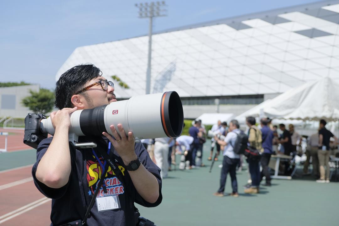 瞳AFに改めて感動。ソニーの新望遠レンズ&α9ならだれでもスポーツ写真が「上手く撮れちゃう」