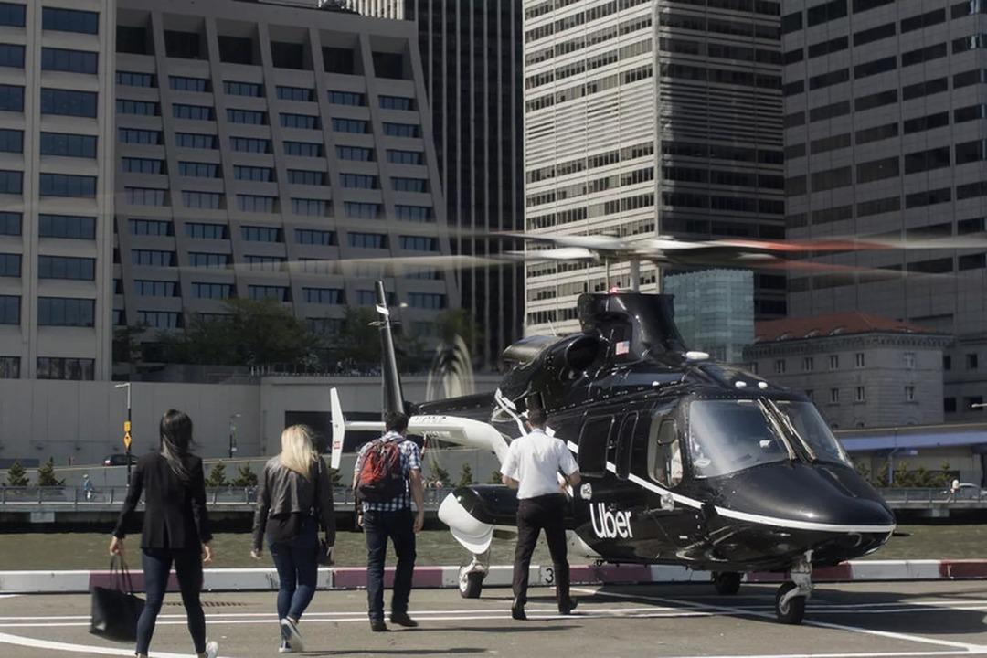 UberがJFK空港とロウアー・マンハッタン間でヘリ輸送を開始。憧れのヘリ経験が225ドルで?!
