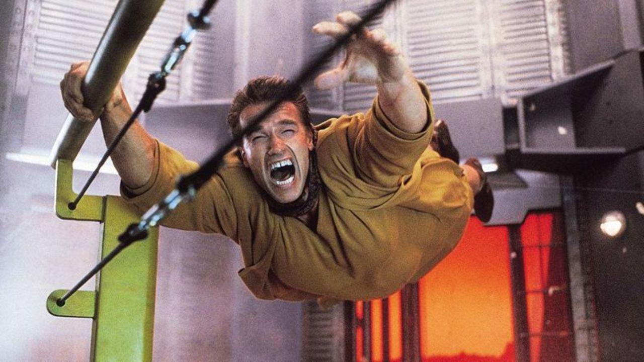映画『トータル・リコール』(1990年)のVFXの裏話が語られるドキュメンタリー映像