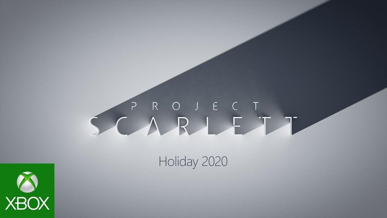 次世代Xbox「PROJECT SCARLETT」は2020年末登場!