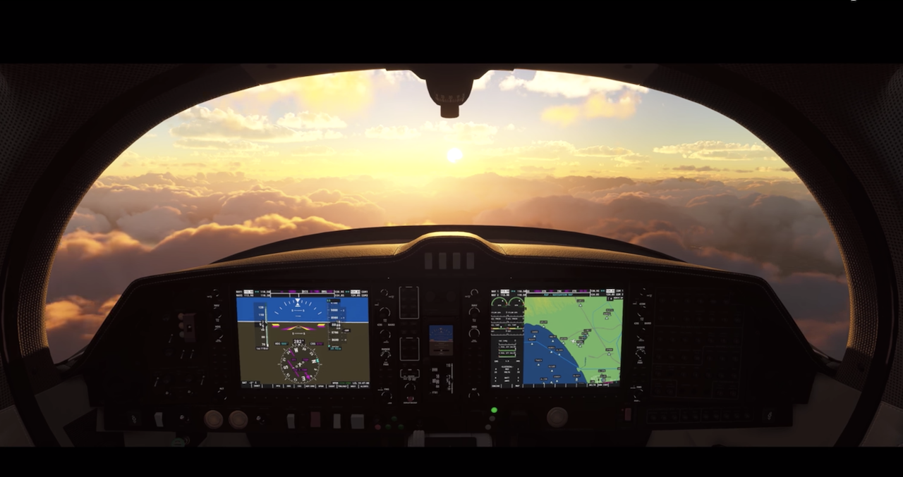 E3で新作『Microsoft Flight Simulator』が発表される。実に13年ぶり!