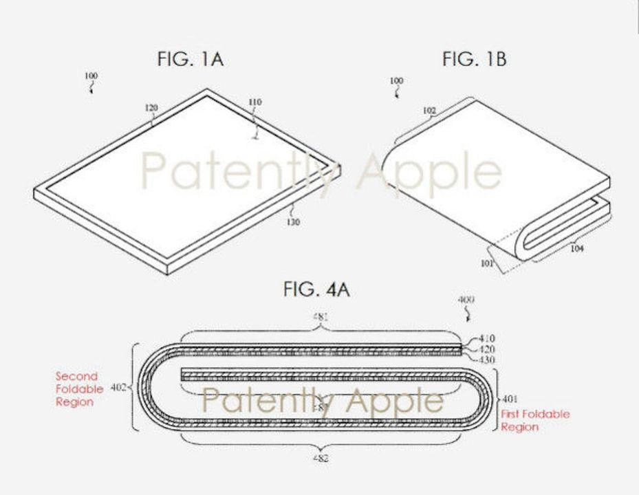 Apple、なんと三つ折りスマホを計画中?