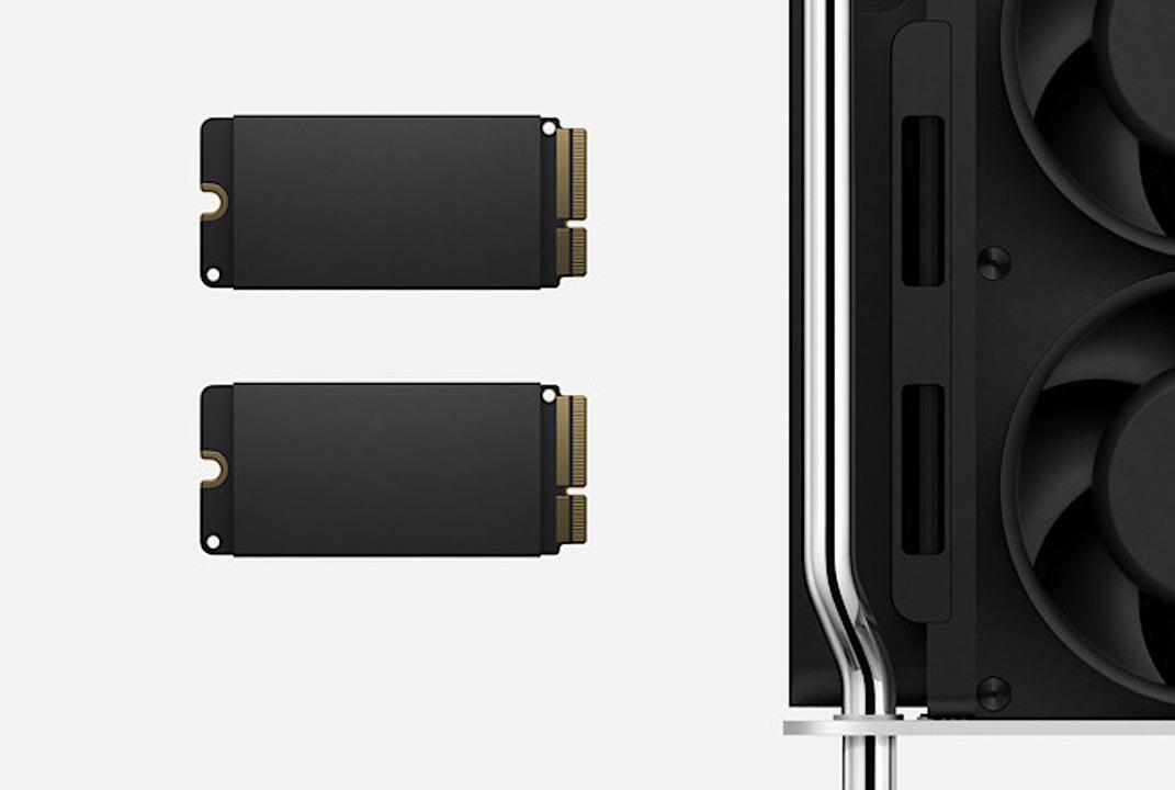 Mac ProのSSD、どうもApple独自コネクタっぽい