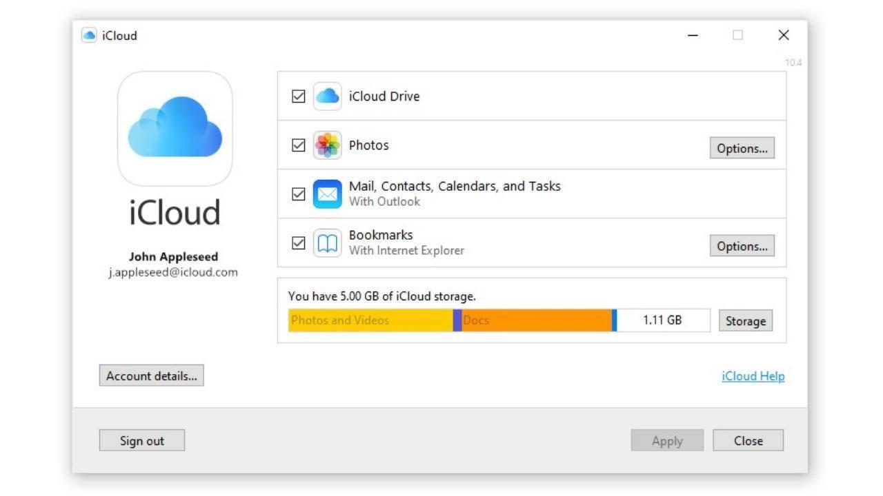 クラウドのファイルもエクスプローラーから。Windowsの新iCloudアプリがリリース