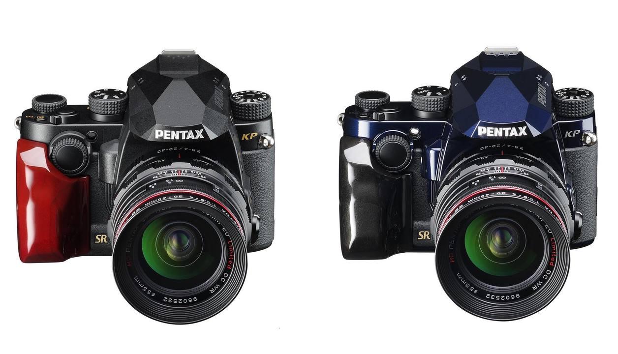 色がちょっと違うというレベルじゃない! PENTAX KPを愛するユーザーのためのこだわりの限定モデル「PENTAX KP J limited」