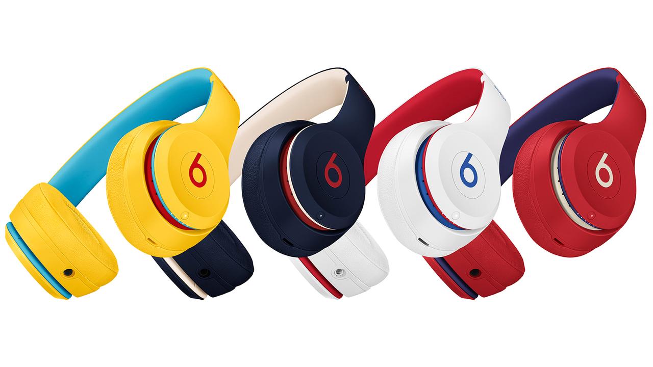 「Beats Solo3 Wireless」がカラー変更。カラフルポップで良い感じ〜