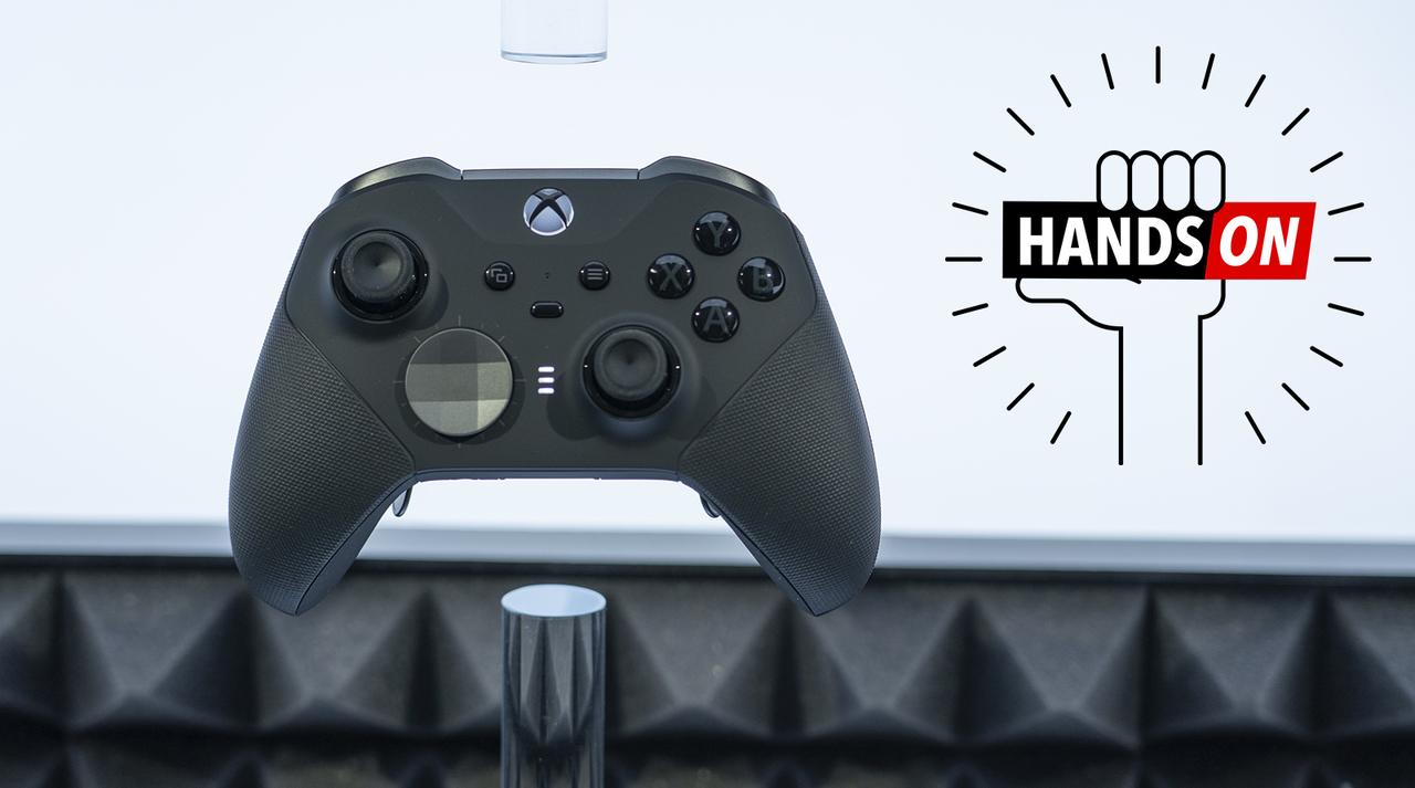 Xboxの新コントローラー「Elite Series 2」ハンズオン:全方位アップグレードしている!