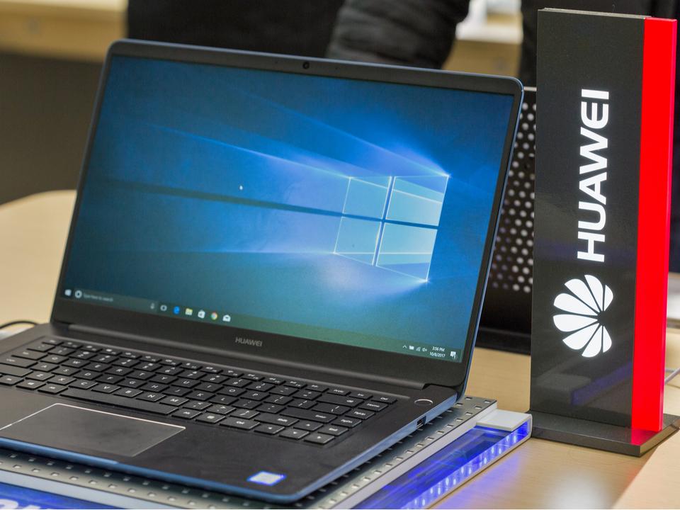 ファーウェイの新製品ノートPC「MateBook」発表中止