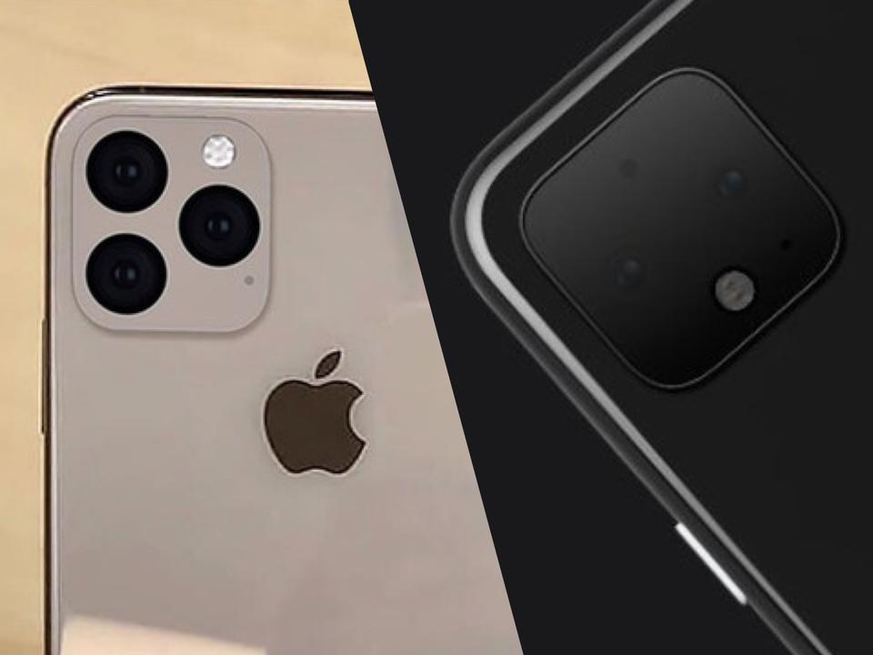 でしょーね! 次期iPhoneは9月、Pixel 4は10月に出そうな画像が登場
