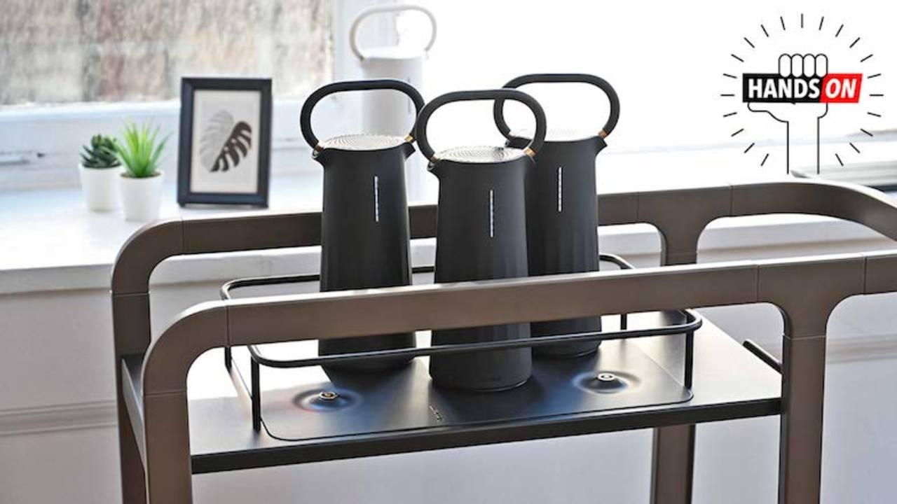 現代オフィスの悩み解決! 水筒みたいなAnker x Steelcaseの持ち運び可能バッテリーが見た目もサイズも社内にぴったり!