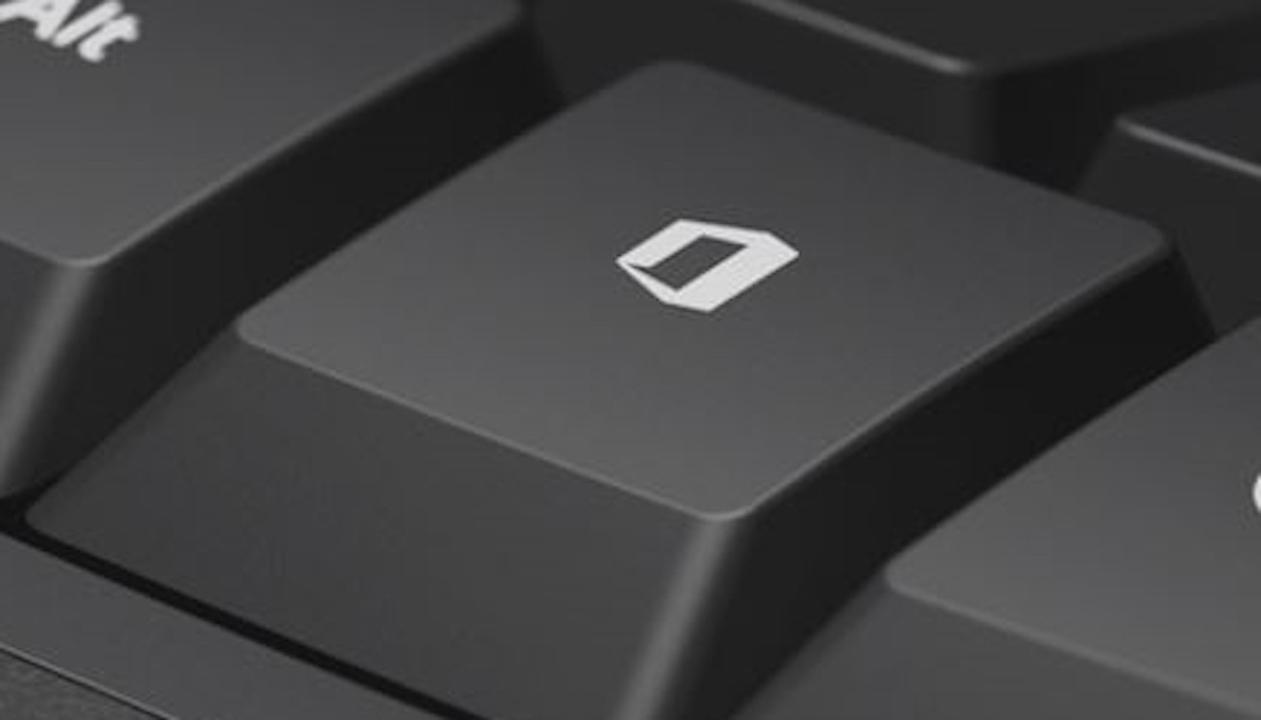 Windows PCにOfficeキーがやってくるかも? あまり使われていないアプリケーションキーのかわりとして…