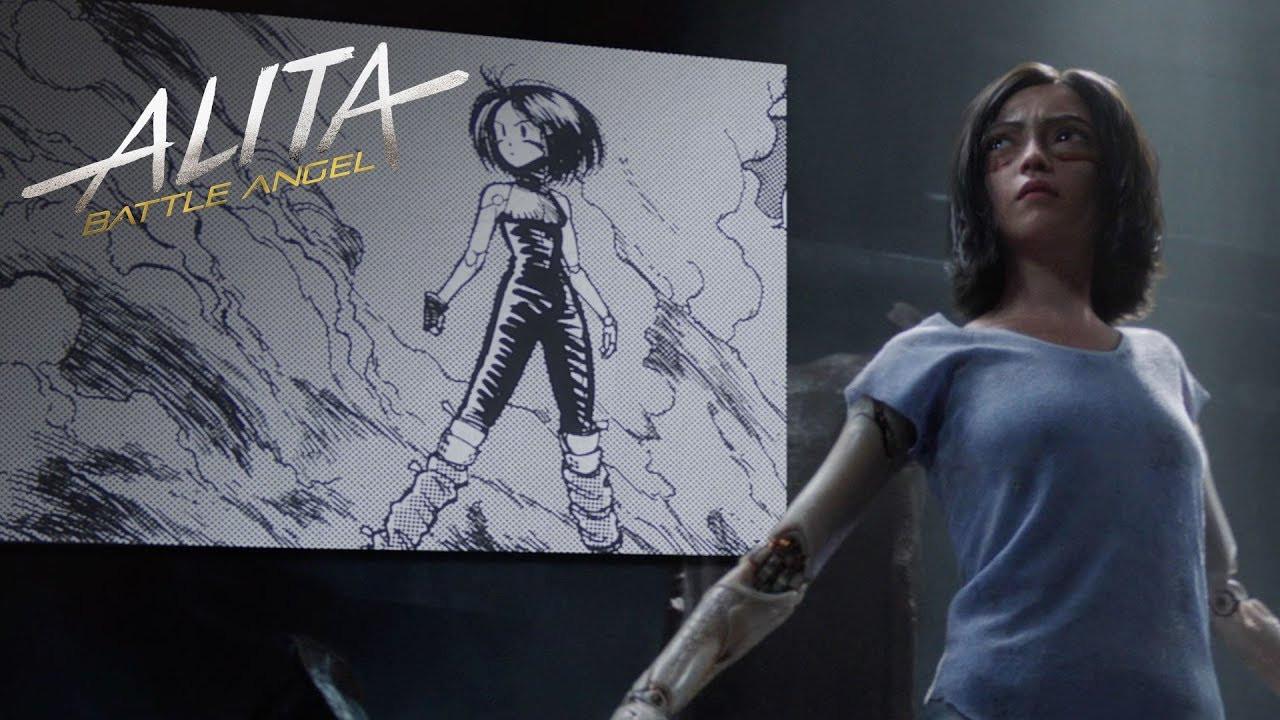 映画『アリータ』はどれだけ原作漫画『銃夢』のコマを再現していたのか? メイキング映像が公開