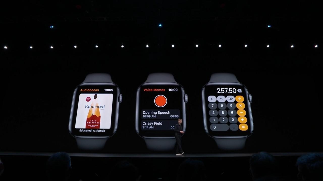 要らないのはど〜れ?「watchOS 6」ではAppleWatchから標準アプリを消せるらしい