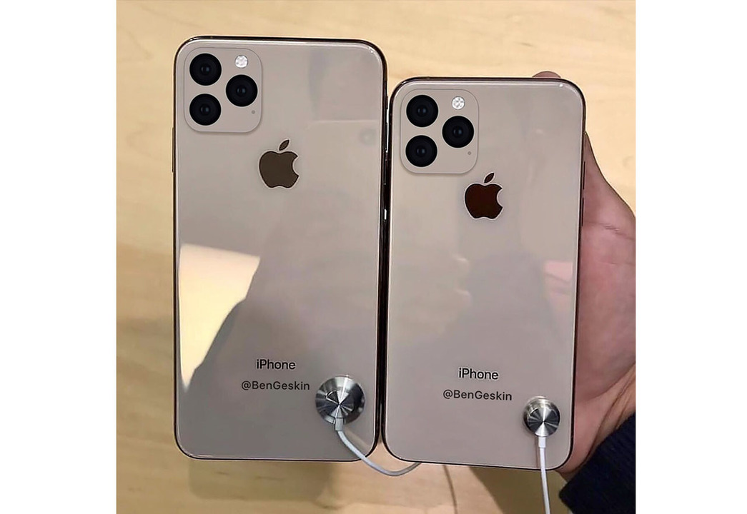 新型iPhoneはバッテリー容量が30%もアップ?
