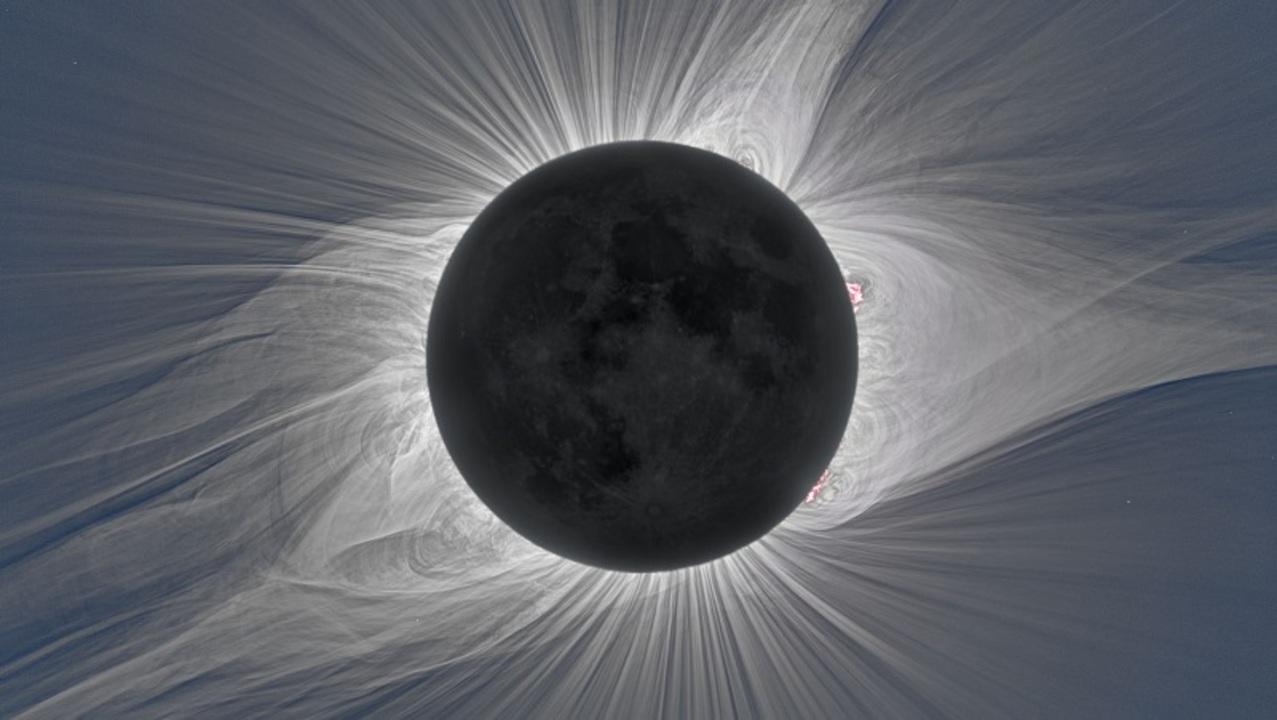 来月、南太平洋や南米で観測される皆既日食。アンデスの天文台では、コロナや磁場、電離圏に対する影響なんかを調べるみたい