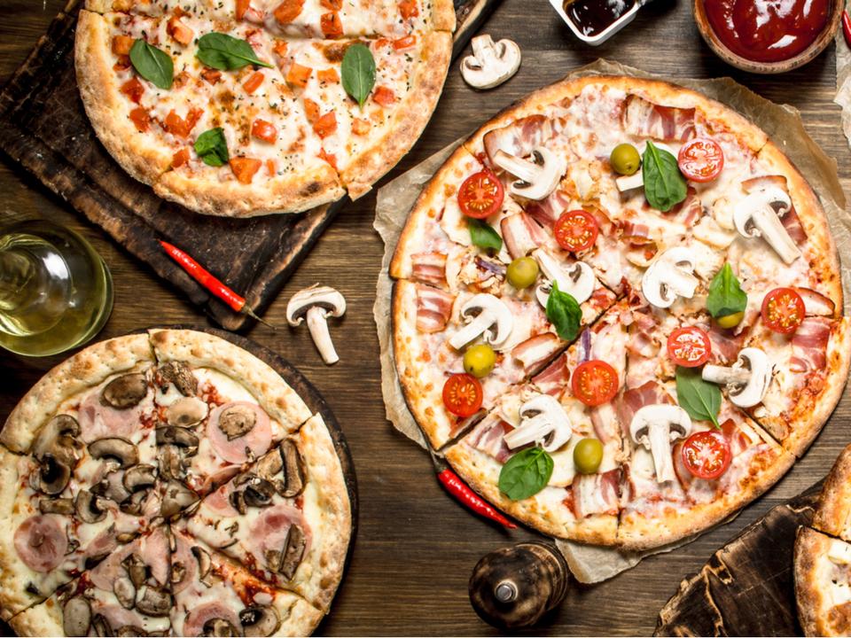 何に使うの...? ピザの写真からレシピを推測するAI