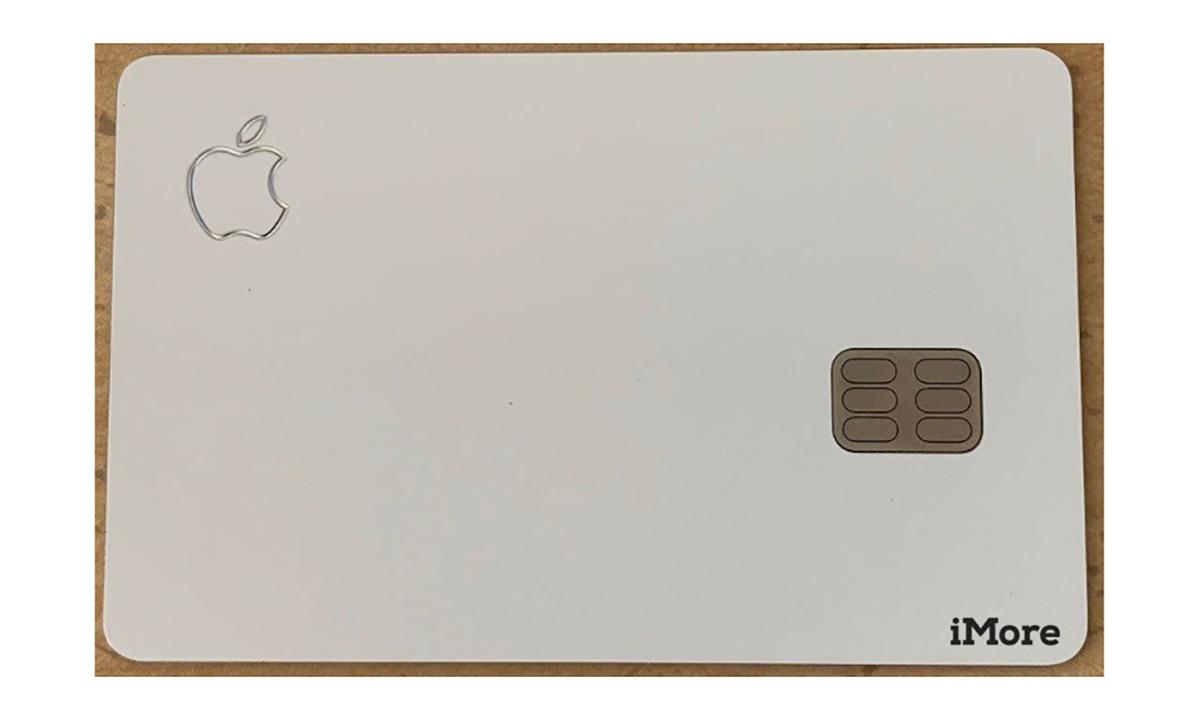 これが本物のチタン製Apple Cardだ!