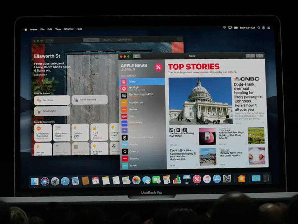 macOSのボイスメモやホーム、ニュース、株価アプリが改善されるって