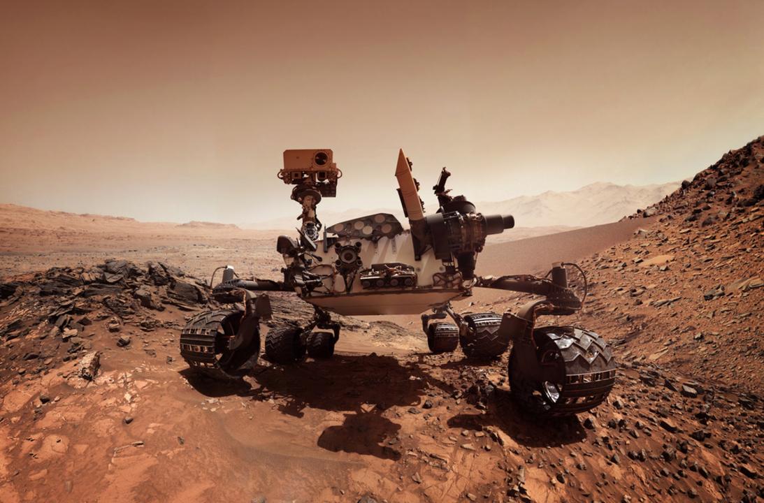 もしや生命の痕跡…? 火星地表でメタン濃度上昇を検知