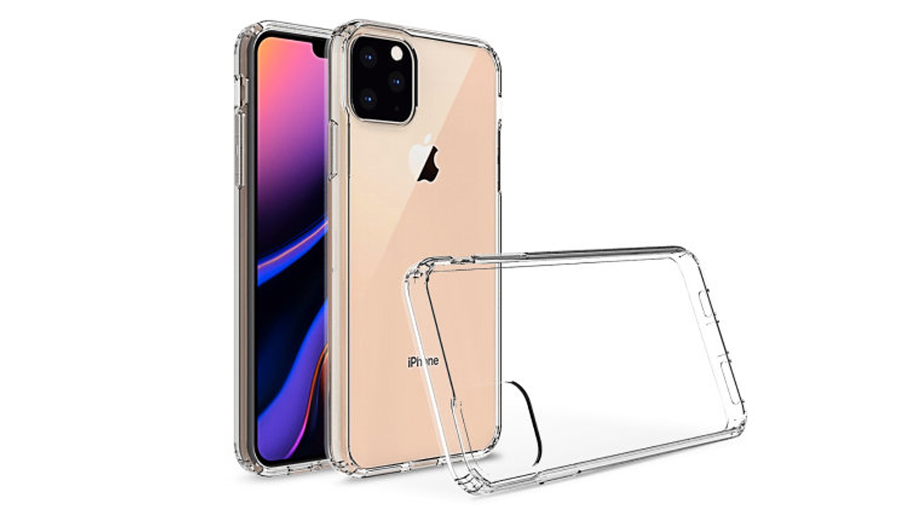 「iPhone 11 Max」用ケースがレンダリング画像付きで登場。しかし…パクリっぽいぞ…?