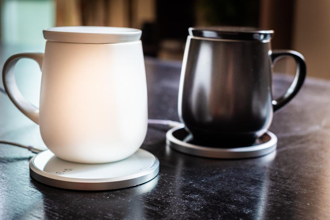 Qi充電器にコーヒーの保温能力がついた「コピマグ」を使ってみた