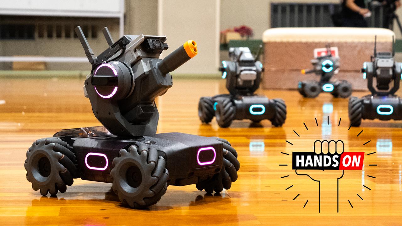 楽しすぎてどうしよう! DJI RoboMaster S1は「子どもの好き」が全部つまった次世代のプログラミングロボット