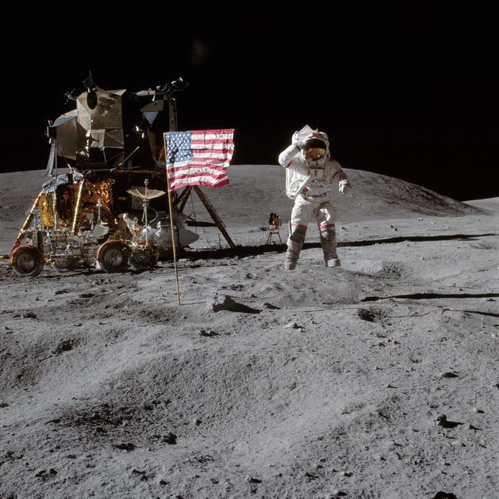 NASA、14万点もの画像や映像ライブラリーを一般公開