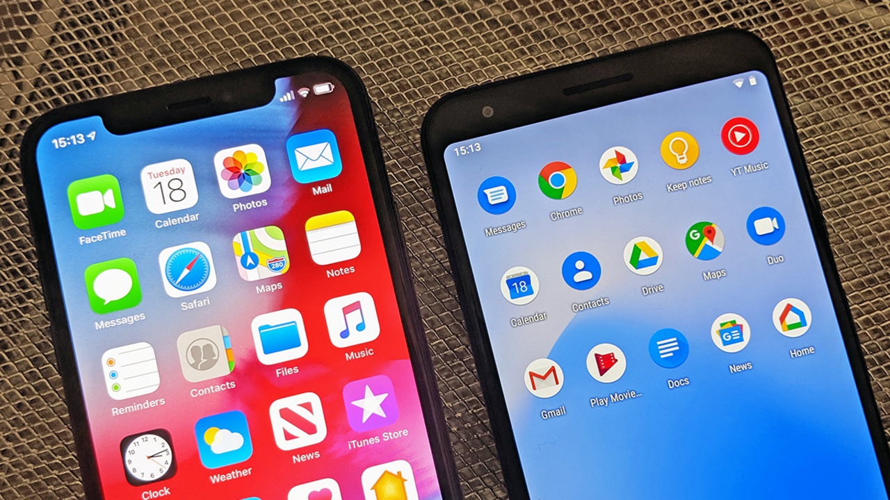 Apple vs Google:アプリ対決を制するのはどっち?