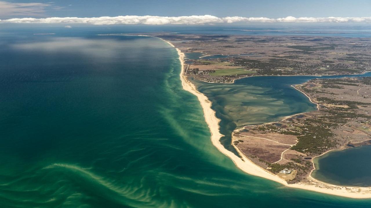オリンピックのプール10億個ぶんの淡水が米東海岸海底に見つかる