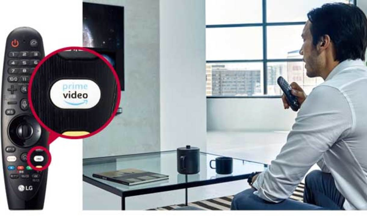 LGのテレビにアプデでAmazon Alexaが降ってくる