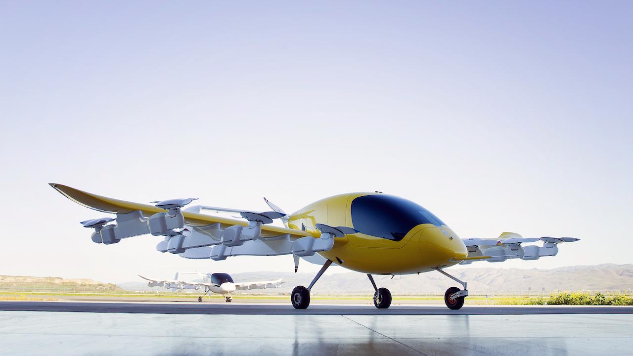 ボーイングが空飛ぶタクシーのキティー・ホークと提携を発表