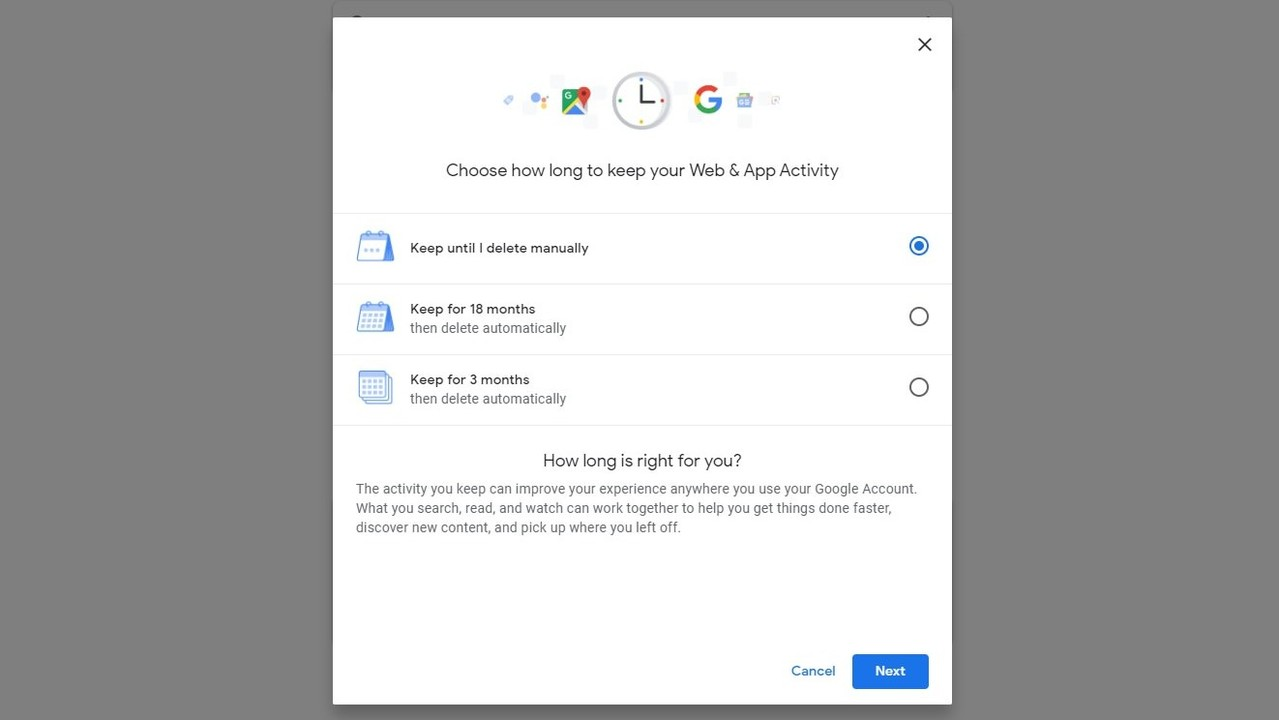 Googleが数カ月ごとにウェブやアプリのロケーション履歴を自動削除するオプションを運用開始