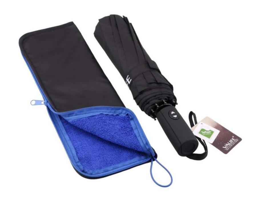 【きょうのセール情報】Amazonタイムセールで90%以上オフも! マイクロファイバーポーチ付き自動開閉折りたたみ傘や1,000円台で首かけ式の携帯扇風機がお買い得に