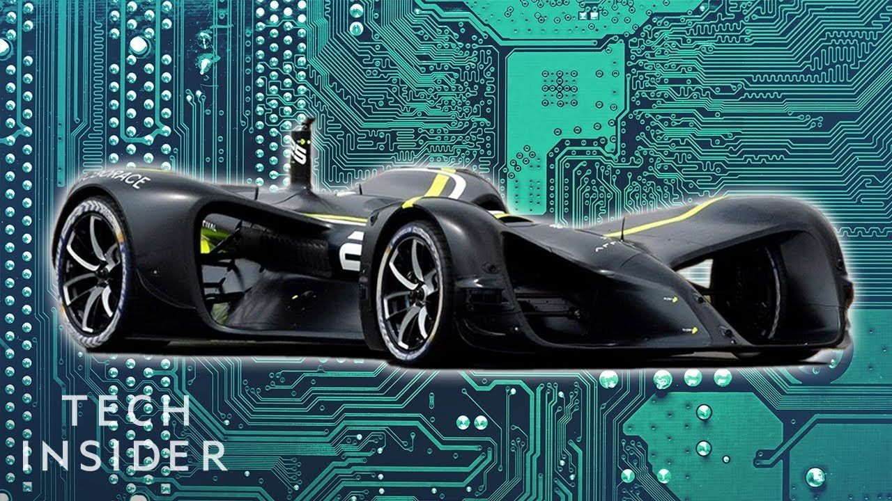 プログラマーがレースで勝つ時代。自律走行車レース「ROBORACE」開発の裏側