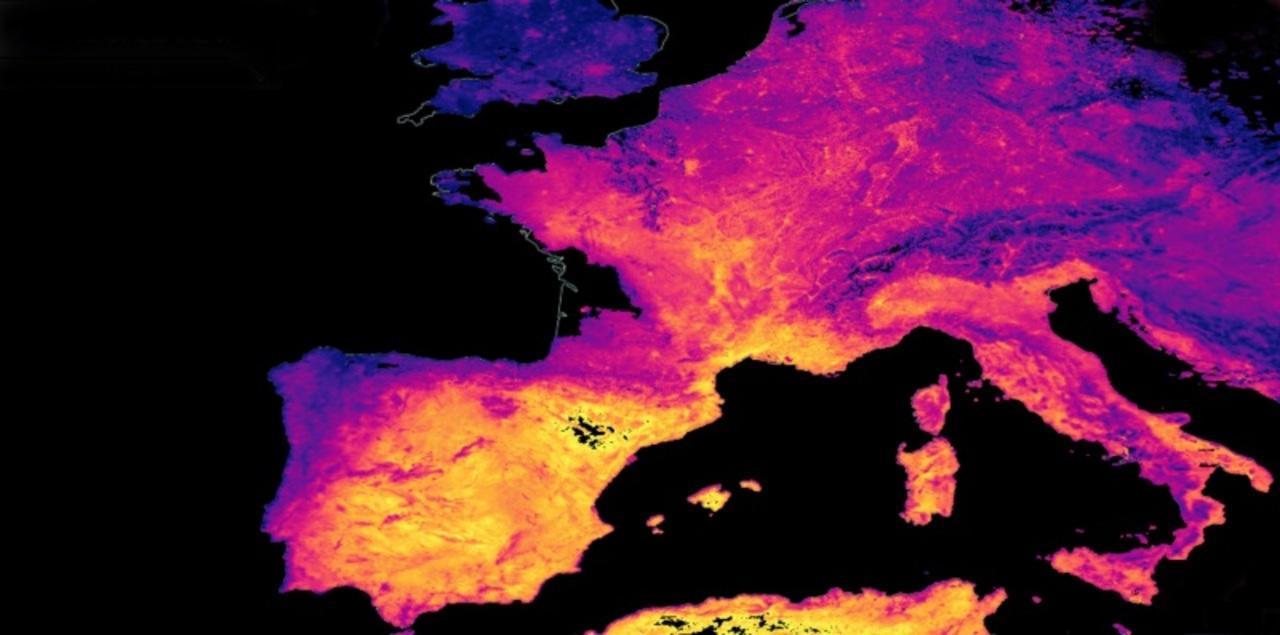 フランスが暑すぎる。日本最高気温を記録した熊谷市もビックリレベル