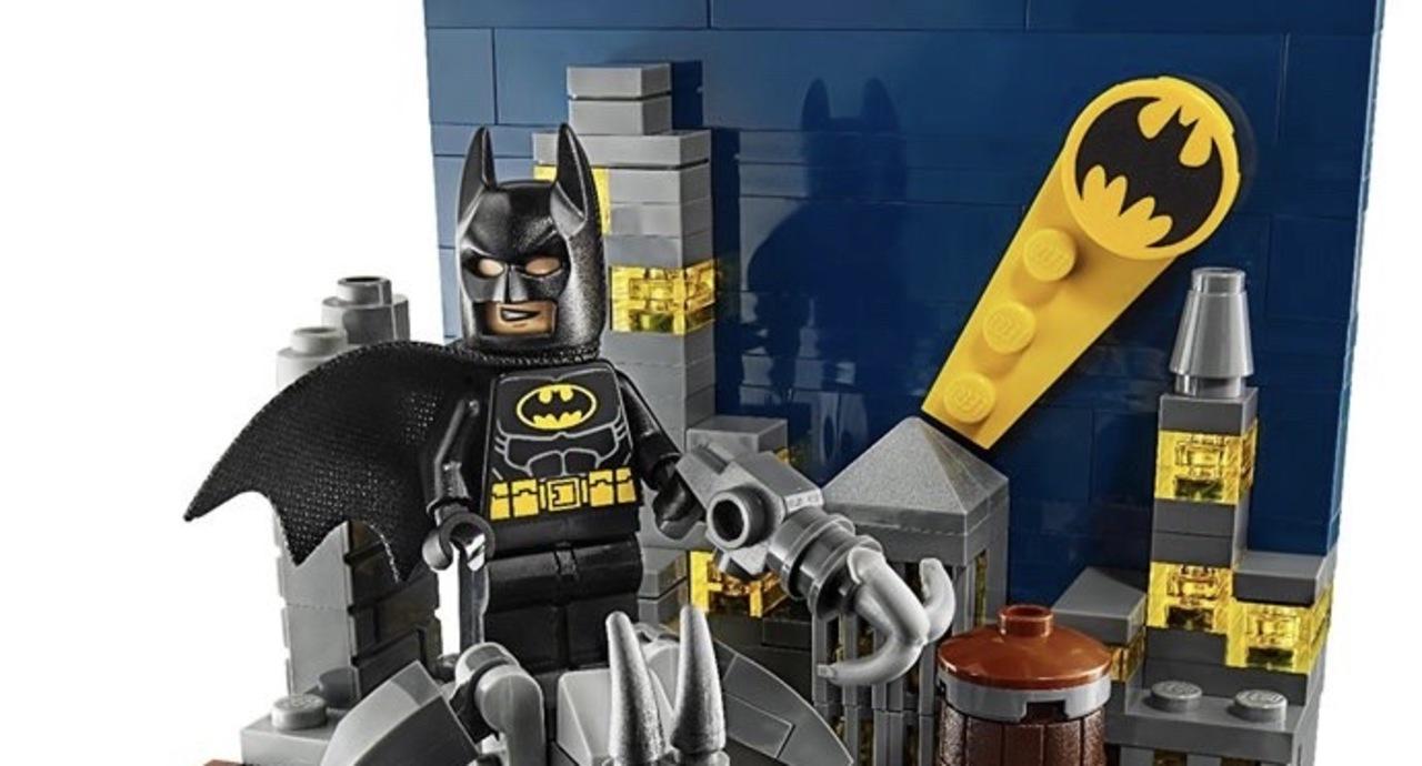 今年はバットマンがアツい!80周年を記念してLEGO限定セットが