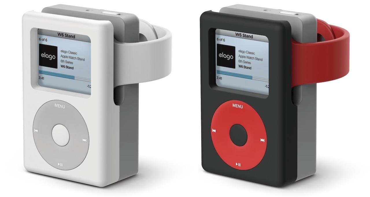 Apple WatchがiPodになるケース!かわいい!