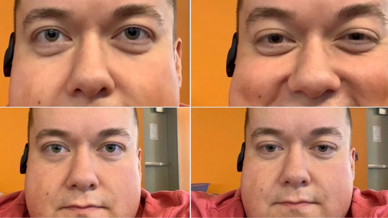iOS 13で相手をまっすぐみているような視線修正機能が追加されるらしい