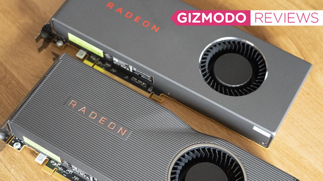 AMD Radeon 5700&5700XTレビュー:買いなのはこっち。中価格帯で安くて最速のグラフィックカード