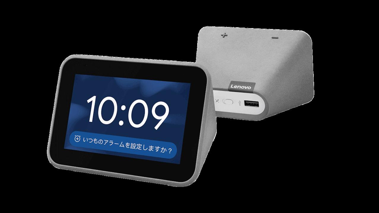 アンダー1万円なら欲しい? Lenovoのスマートディスプレイ、大小モデルが国内投入されます