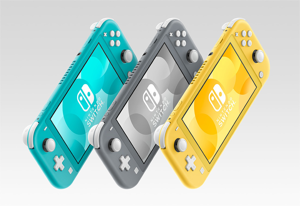 【速報】携帯専用「Nintendo Switch Lite」、1万9980円で9月20日発売!