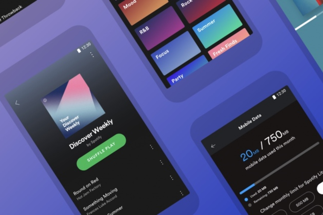 アプリサイズたったの10MB。古いAndroid向けの「Spotify Lite」登場